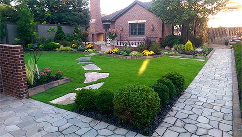 Artificial Grass Landscape Artificial grass for homes maintaining and cleaning your artificial artificial turf chicago synthetic grass chicago artificial turf workwithnaturefo